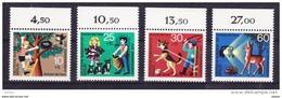 Duitsland Berlin 1972 Nr 383/86 **, Zeer Mooi Lot Krt 3456 - Unused Stamps