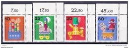 Duitsland Berlin 1972 Nr 3474/77 **, Zeer Mooi Lot Krt 3455 - Unused Stamps
