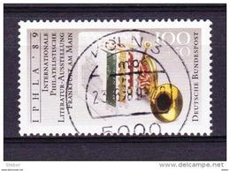 Duitsland 1989 Nr 1247 G, Zeer Mooi Lot Krt 3418 - [7] République Fédérale
