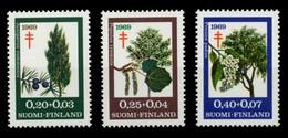 FINNLAND Nr 657-659 Postfrisch X9119D6 - Finland