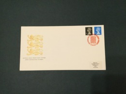 GB 1989 1st Black+ 2nd Blue NVI Machin FDC,airmail To Australia, PO Cover ,Philatelic Bureau Special Postmark - FDC