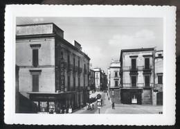 TRANI - 1952 - VIA MARIO PAGANO - Trani