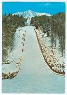 10) AK Heini-Klopfer Skiflugschanze Skisprungschanze Oberstdorf Allgäu Birgsautal Skispringen Deutschland Bayern - Wintersport