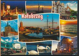 °°° 13172 - POLAND - KOTOBRZEG - 2010 With Stamps °°° - Polonia