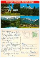 4) AK Heini-Klopfer Skiflugschanze Skisprungschanze Oberstdorf Allgäu Birgsautal Skispringen Deutschland Bayern - Wintersport