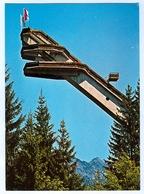 5) AK Heini-Klopfer Skiflugschanze Skisprungschanze Oberstdorf Allgäu Birgsautal Skispringen Deutschland Bayern - Wintersport