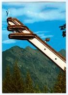 6) AK Heini-Klopfer Skiflugschanze Skisprungschanze Oberstdorf Allgäu Birgsautal Skispringen Deutschland Bayern - Wintersport