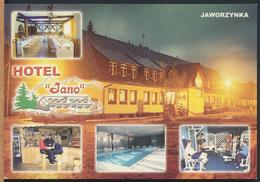 °°° 13174 - POLAND - JAWORZYNKA VIEWS HOTEL JANO °°° - Polonia
