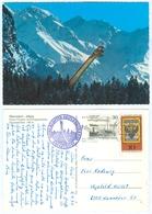 8) AK Heini-Klopfer Skiflugschanze Skisprungschanze Oberstdorf Allgäu Birgsautal Skispringen Deutschland Bayern - Wintersport