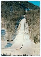 9) AK Heini-Klopfer Skiflugschanze Skisprungschanze Oberstdorf Allgäu Birgsautal Skispringen Deutschland Bayern - Wintersport