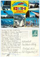 AK Heini-Klopfer-Skisprungschanze Oberstdorf Im Allgäu Bayern Skiflugwoche 1976 Skispringen Deutschland Bayern - Wintersport