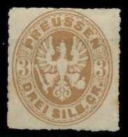 PREUSSEN Nr 18a Ungebraucht X86D84E - Preussen