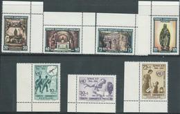 Turchia Turkey  -1961 -1962 - The Complete MNH Series - 1921-... Republic