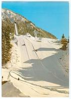 1) AK Skisprungschanze Oberstdorf Schattenberg-Skistadion Erdinger Audi Arena Allgäu Deutschland - Wintersport