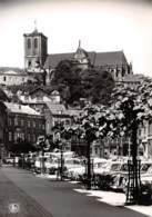 CPM - LIEGE - Boulevard De La Sauvenière Et L'Eglise St-Martin - Liege
