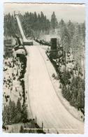 3) AK Skisprungschanze Thüringenschanze Oberhof Hindenburgschanze Wadeberg DDR - Wintersport