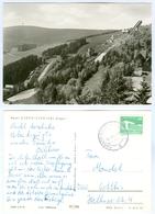 AK Skisprungschanze Oberwiesenthal Im Erzgebirge Fichtelbergschanzen Sachsen DDR Deutschland - Wintersport