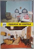 POUSADA DO CASTELO Paco Real - OBIDOS - Leiria - Furnitures 70s NV - Leiria
