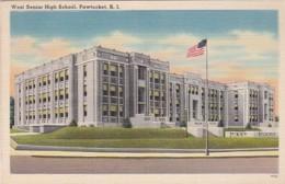 Rhode Island Pawtucket West Senior High School - Pawtucket
