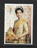 THAILANDE 2018 REINE SIRIKIT  YVERT N° NEUF MNH** - Thaïlande