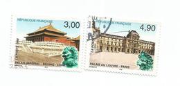 3173/3174   émission Commune FRANCE-CHINE    (pag5) - Frankreich