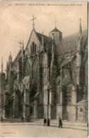 61kp 515 CPA - TROYES - EGLISE SAINT URBAIN - Troyes