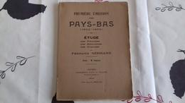 Première émission Des  Pays-Bas 1852-1863 Par Fernand Serrane 1924 - Philatelie Und Postgeschichte