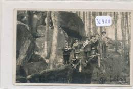 CPA- 36900 - Allemagne-Gertelbach - Fotokarte Eines Mandolinenvereins- Franco De  Frais - Duitsland