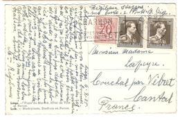 13416 - Pour La France - Belgien