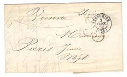 13417 - BEAUCAIRE - Storia Postale