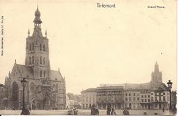TIENEN TIRLEMONT GRAND'PLACE  NELS - Tienen