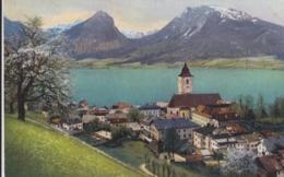 AK - OÖ - St. Wolfgang - 1915 - St. Wolfgang