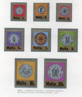 Malta - 1972 - Sistema Decimale - 8 Valori - Nuovi - Vedi Foto - (FDC14036) - Malta