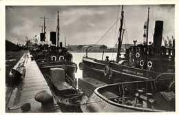 DUNKERQUE Bassin Freycinet Bateaux  RV Fauchois Edit Bethune - Dunkerque