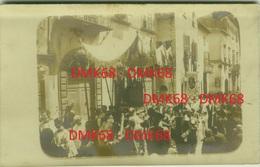 ORVIETO ( TERNI ) PROCESSIONE CORPUS DOMINI - CARTOLINA FOTOGRAFICA - 1920s (3032) - Terni