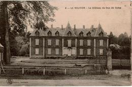 Cpa 02 LE NOUVION-en-THIERACHE  Le Château Du Duc De Guise (construit Entre 1853 Et 1856) - France