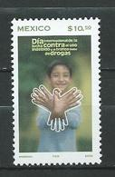 Mexico 2005 International Day Against Drug Abuse.Health.Drugs. MNH - Mexico