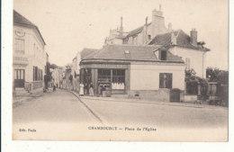 78 // CHAMBOURCY    Place De L'église - Chambourcy