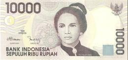Indonesia - Pick 137 - 10.000 (10000) Rupiah 1998 - 1999 - Unc - Indonesia