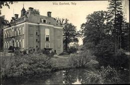 Cp Velp Gelderland, Villa Ouerbeek, Uferpartie - Paesi Bassi