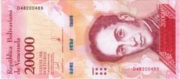 Venezuela  - Pick 99 - 20.000 (20000) Bolivares 2017 - Unc - Venezuela