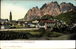 Cp Cortina D'Ampezzo Veneto, Pomagagnon - Otros
