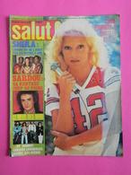 1978 SHEILA - Johnny Hallyday - Vartan - Drucker - Sardou - Balavoine - Deuil Des WHO - MOTO Christian Leon  Et Chemarin - Musique