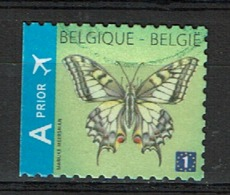 Koninginnenpage, Links Ongetand Uit 2012 (OBP 4256 ) - Belgique
