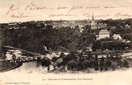 PANORAMA DE CHATEAUNEUF DU FAOU - Châteauneuf-du-Faou