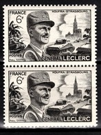 FRANCE 1948 -  PAIRE Y.T. N° 815  - NEUFS** - France