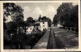 Cp Le Vigen Haute-Vienne, Le Pont - Frankrijk