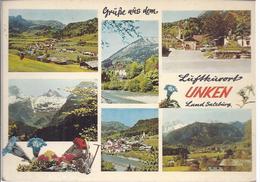 AK-99999-774-003  Unken - Bez. Zell Am See - 6 Ansichten - Unken