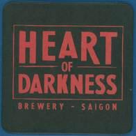 Hong Kong - Bierdeckel - Heart Of Darkness - Sous-bocks