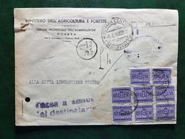 (15315) STORIA POSTALE ITALIA 1946 - 6. 1946-.. Repubblica